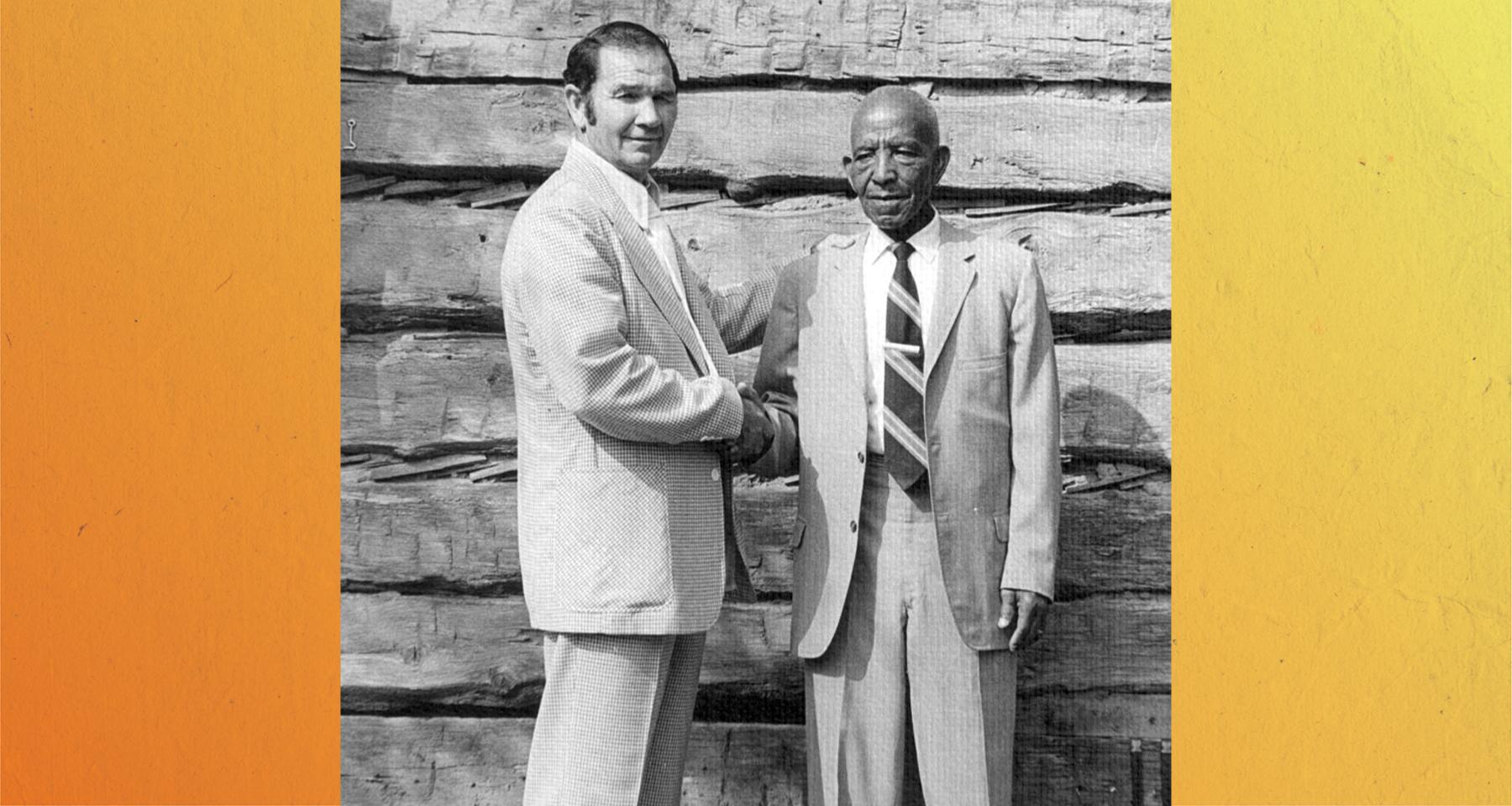 Jimmy Lipkin and Paul Sr.