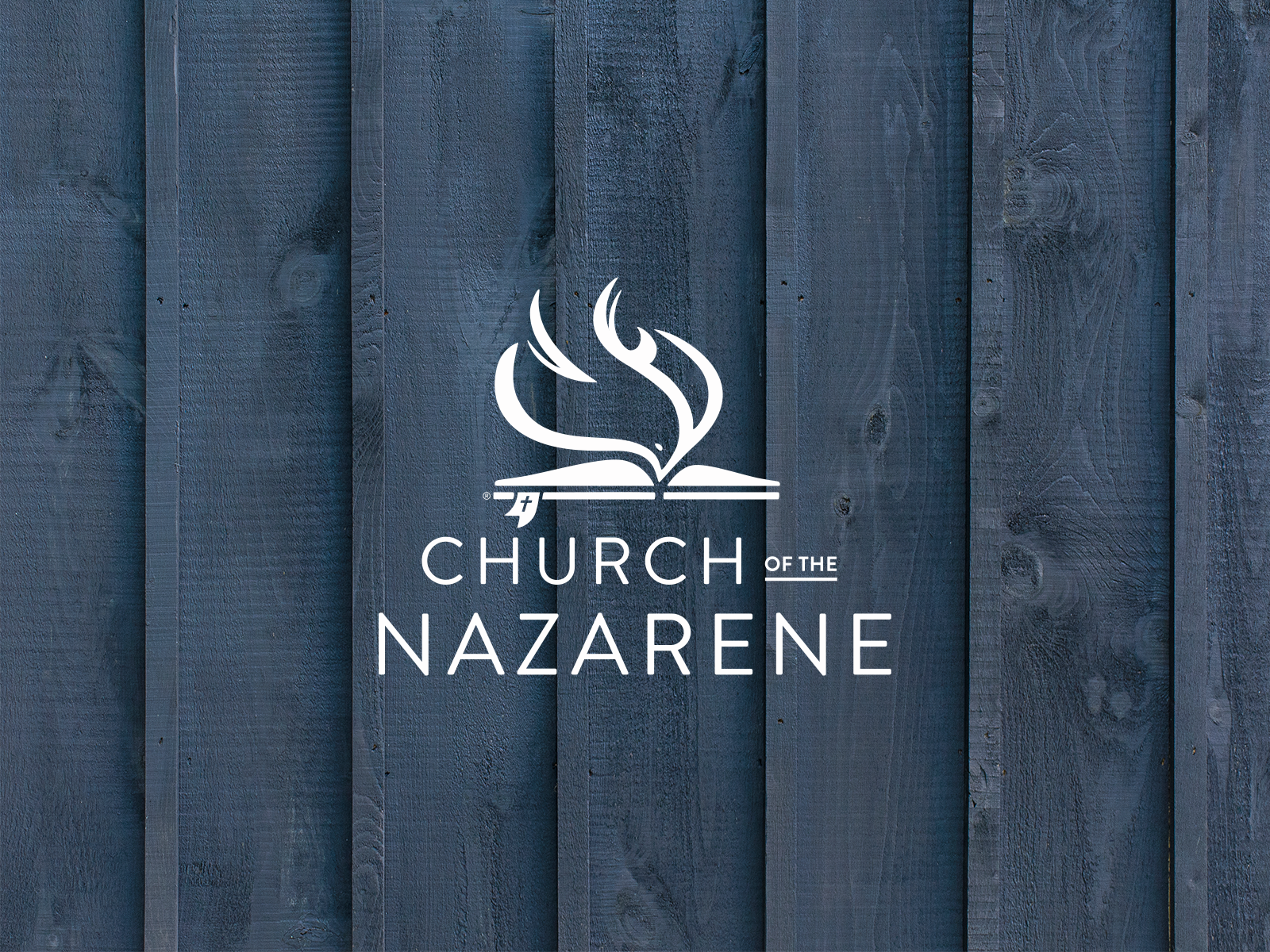 Nazarene Logo Bground English