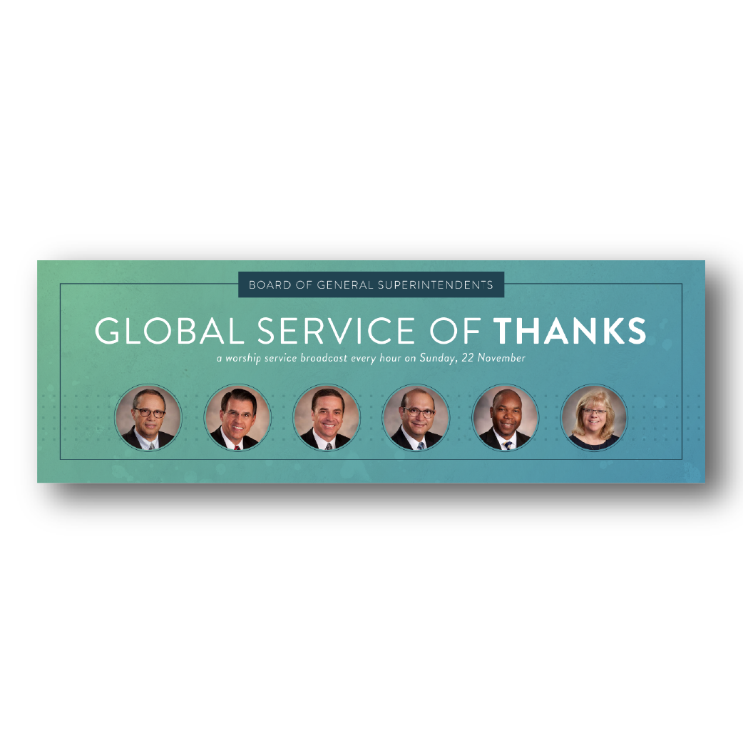 Service of Thanks