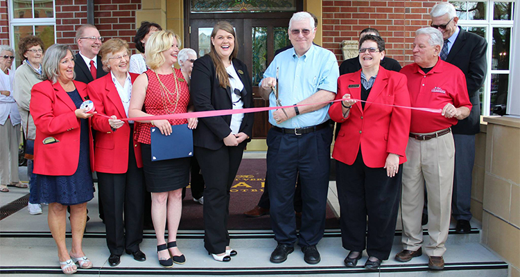 Mvnu President Opens The Mount Vernon Grand Hotel To Public Church Of The Nazarene