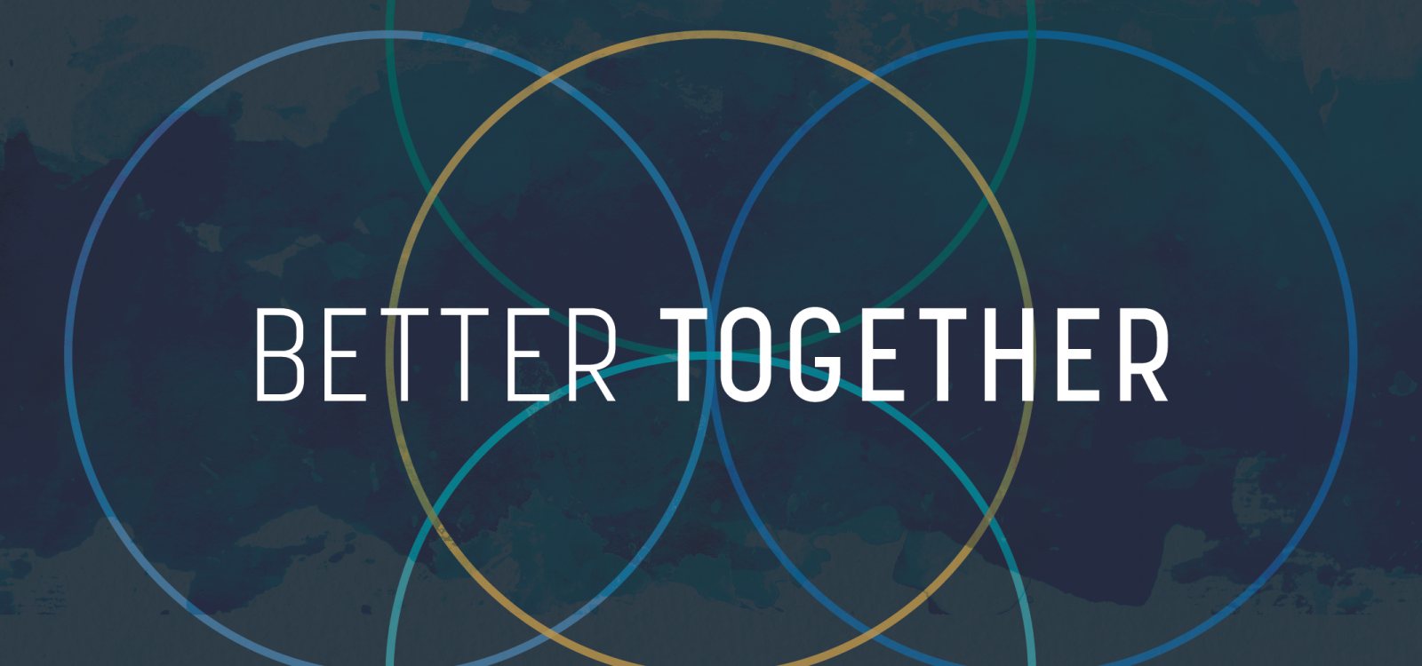 Better Together banner