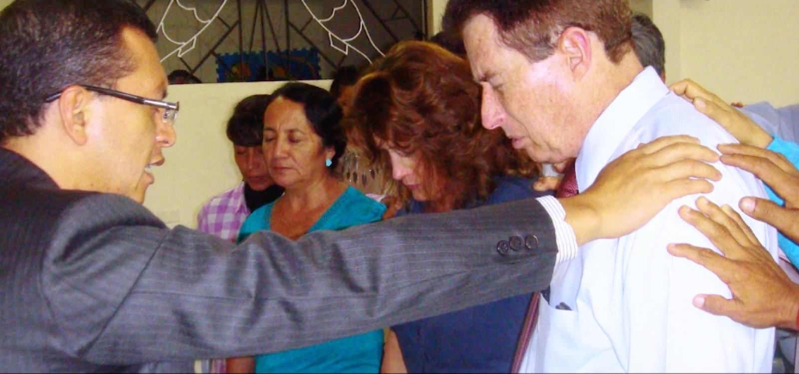 Missões Nazarenas: A História Da Família Rich header