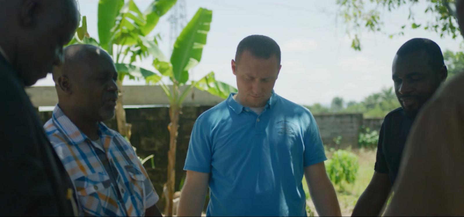 Missões Nazarenas: A História Da Família Fothergill header