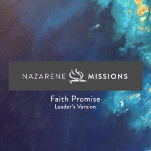 Faith Promise Leaders Version