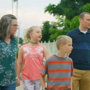 Missões Nazarenas: A História Da Família Fothergill teaser