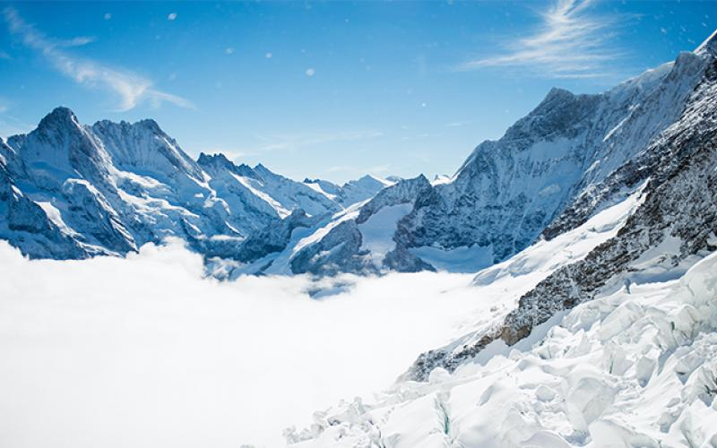 Glacier In Memoriam
