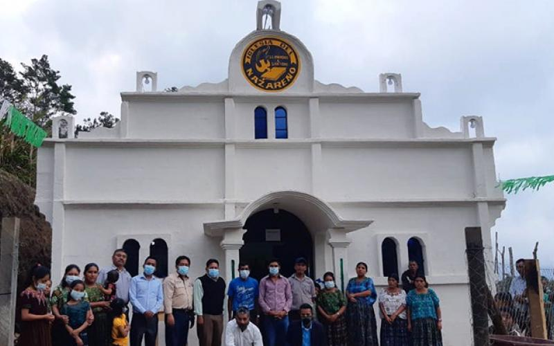 New Church opening Guatemala