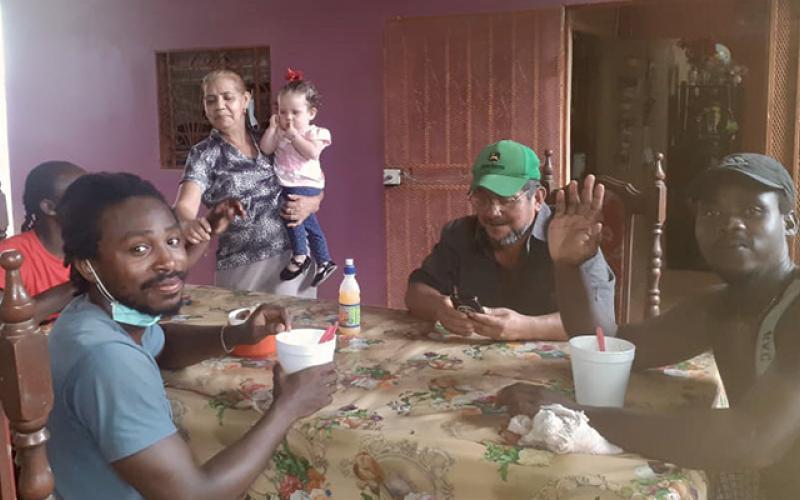 Honduras Migrant Crisis