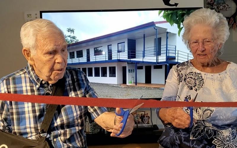 Costa Rica Ribbon Cutting
