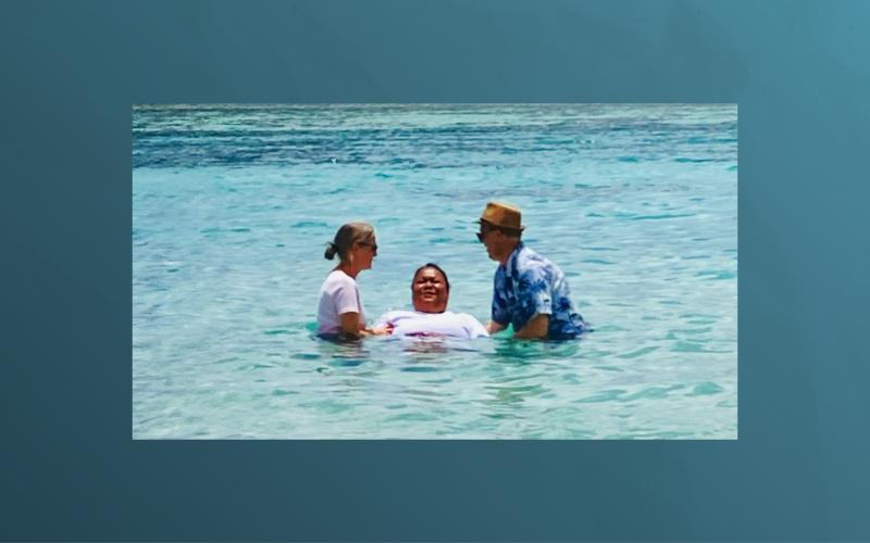 Guam Baptism