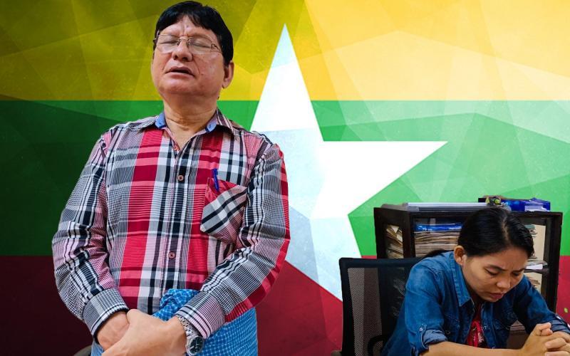Pray for Myanmar