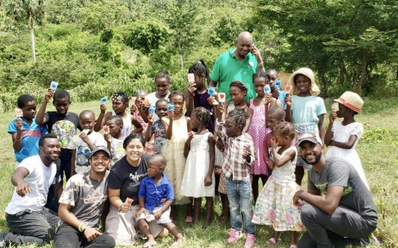 NCM aid Haiti post earthquakes
