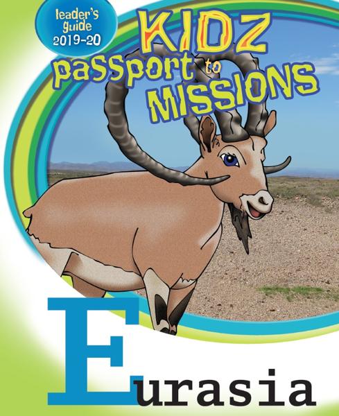 Kidz Passport to missions