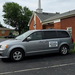 Shepherdsville Van