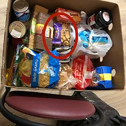 Hayk's Snack box
